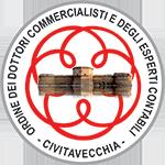 Logo Ordine dei Dottori Commercialisti ed Esperti Contabili di Civitavecchia